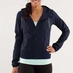 Lululemon Street To Studio Jacket Inkwell